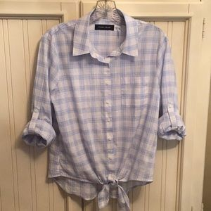 Ivana Trump blouse